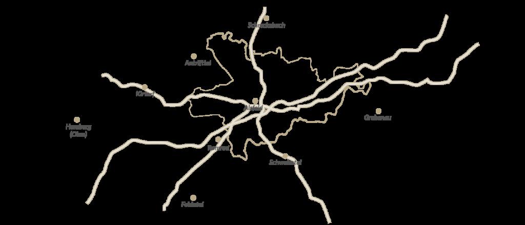 Im Trauerfall sind wir rund um Alsfeld 24 Stunden für Sie da – auch in Homberg (Ohm), Feldatal, Romrod, Schwalmtal, Kirtorf, Antrifttal, Grebenau oder Schrecksbach.